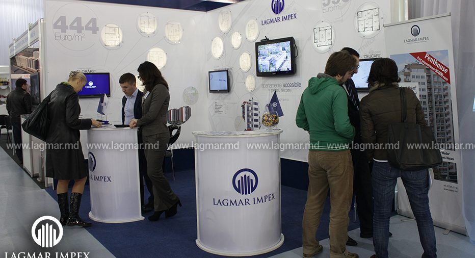 Real estate exhibition, march 2014