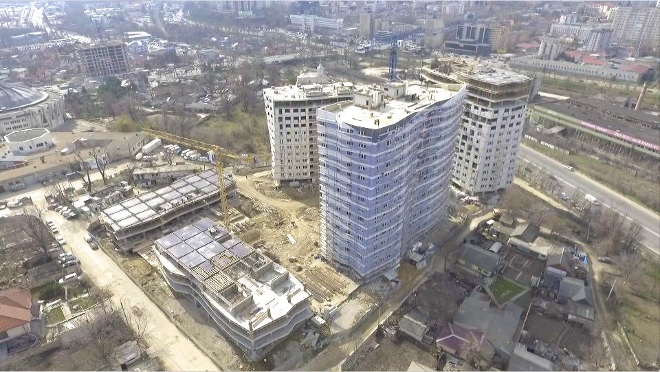 Complexul locativ Circului 05.04.2018