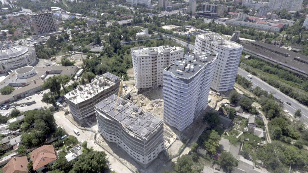 Complexul locativ Circului 13.07.2018