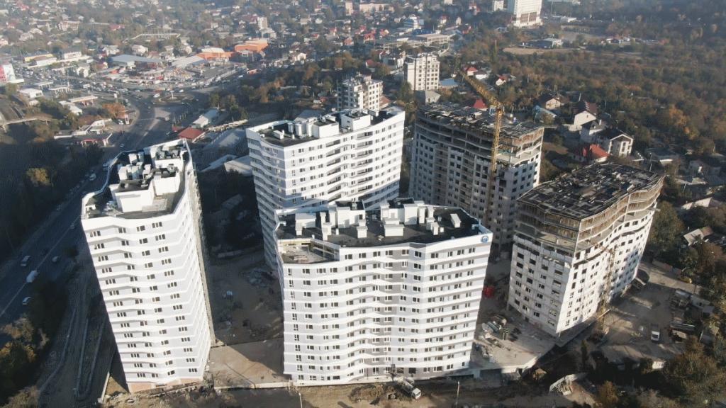 Apartamente de vînzare, Complex locativ Circului