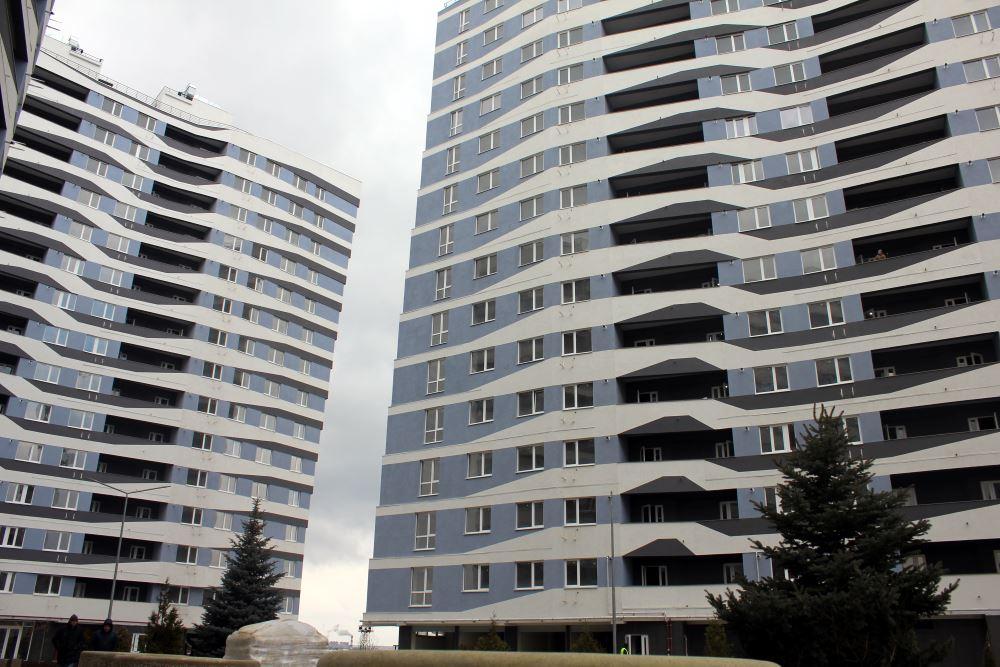 26.12.2018, santierul de constructii Complexul locativ Circului