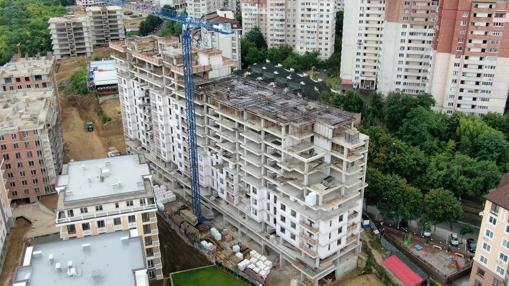 Complexul rezidential Deleanu, la o noua etapa. 12 iulie 2019