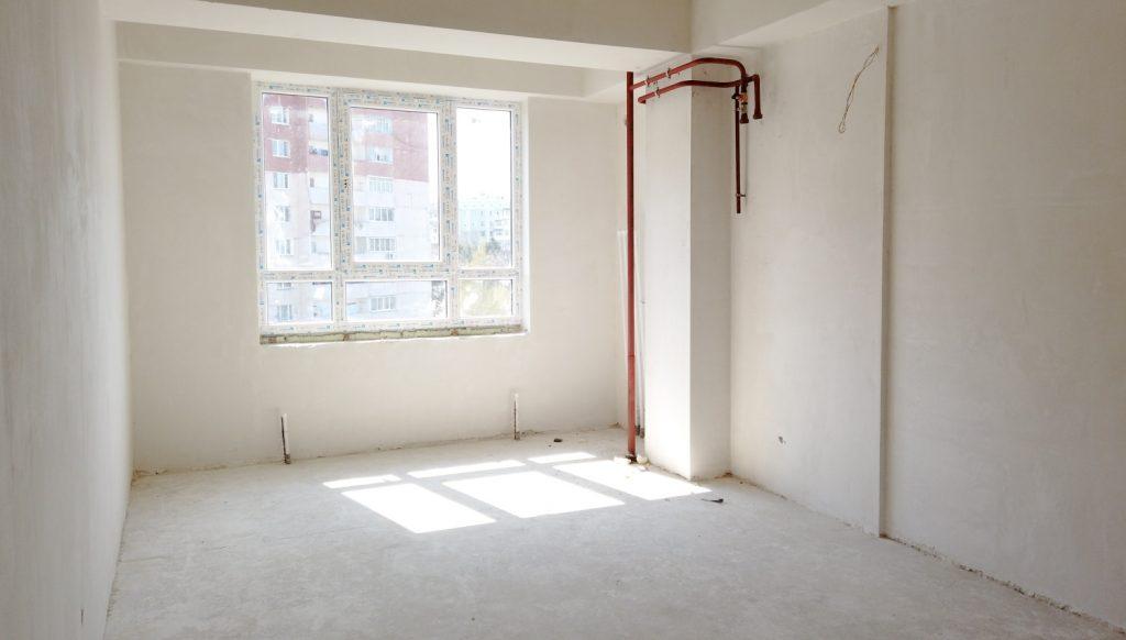 """Progresul lucrărilor la complexul rezidențial """"Deleanu"""", 08.04.2020"""
